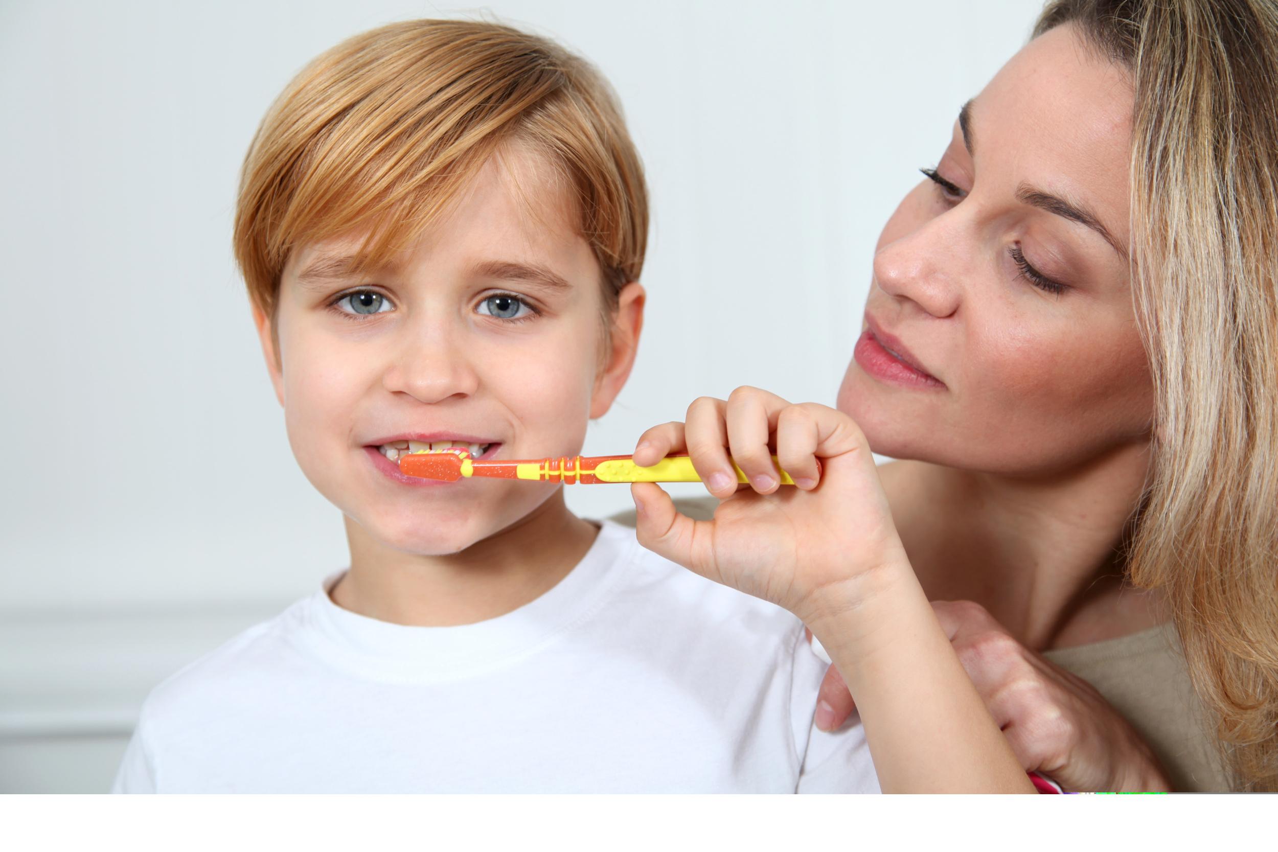 Clovis Family Dentist secret cleaning